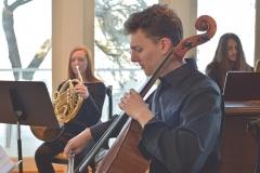 A Sinfonia Soirée Featuring the 2019 Escape Trio