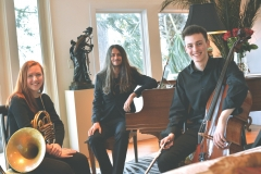 A Sinfonia Soirée Featuring the 2019 Escape Trio