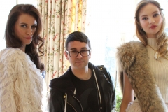 Christian Siriano - Ireland Shoot