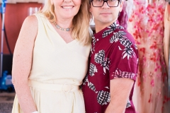 Christian Siriano at Alys Beach, Florida