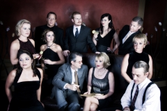 The Idea Boutique - Staff Photoshoot 2009 - Ad Men