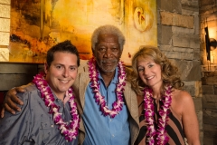 Morgan Freeman - Chi Chi Miguel 2014